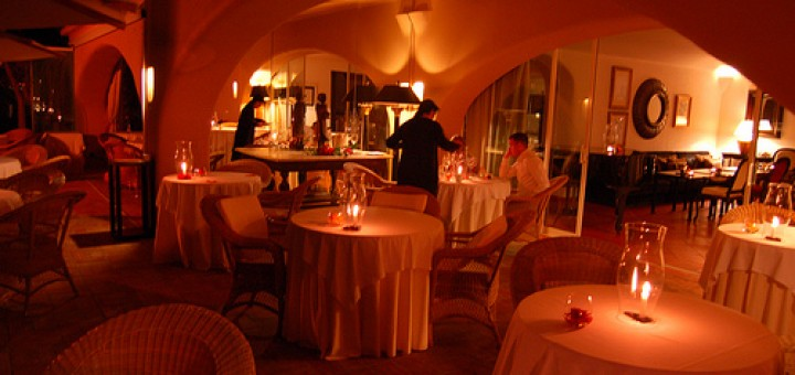 sterrenrestaurant in de Algarve