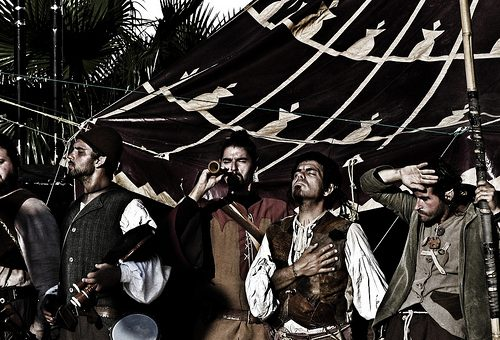 Middeleeuws festival Castro Marim