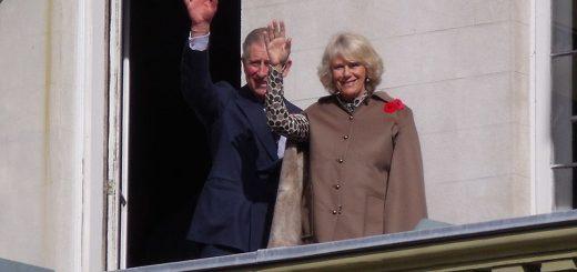 Charles en Camilla
