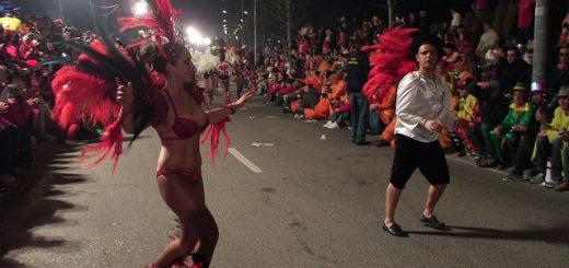Sambadansers carnaval - Portugal