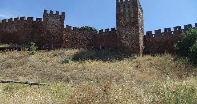 kasteel Silves - Algarve
